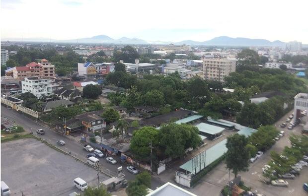 タイ中部の街Rayongで過ごした日常