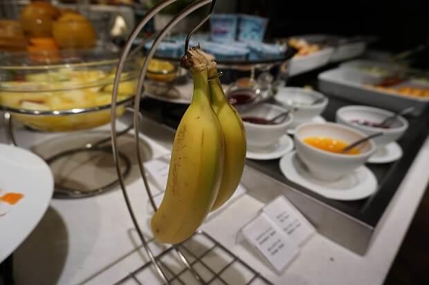 170419 ANAクラウンプラザホテル福岡朝食会場クラウンカフェ4