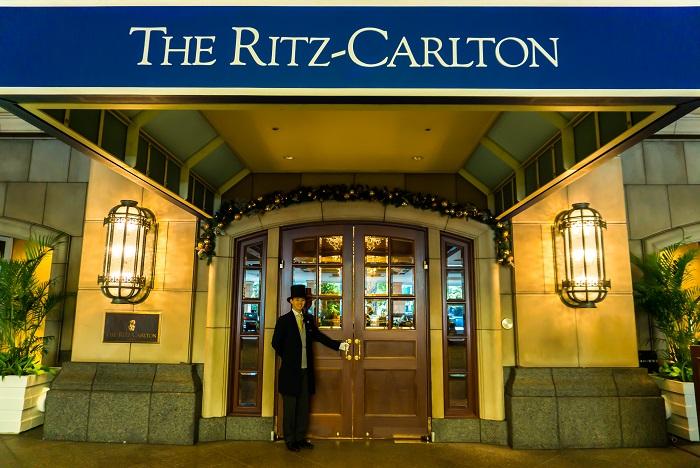 ザ・リッツ・カールトン大阪宿泊|SPGアメックスのおかげで特別な結婚記念日