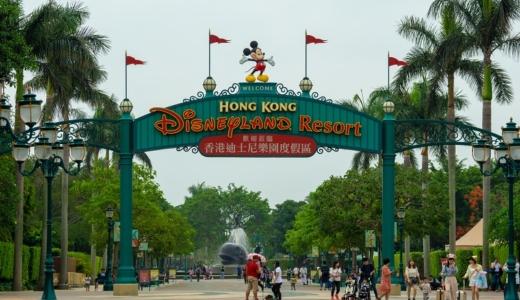 初めての香港ディズニーランド・リゾート攻略
