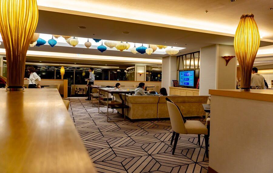 シェラトン・グランデ・東京ベイ・ホテル舞浜 シェラトンクラブ2