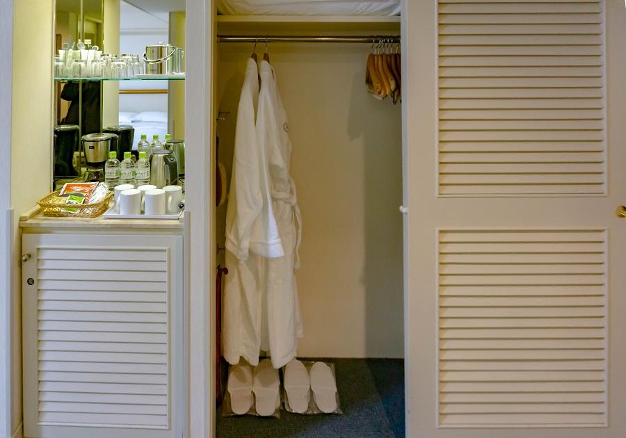 シェラトン・グランデ・東京ベイ・ホテル舞浜 400号室客室3