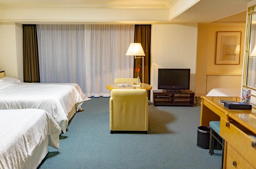 シェラトン・グランデ・東京ベイ・ホテル舞浜 400号室客室1
