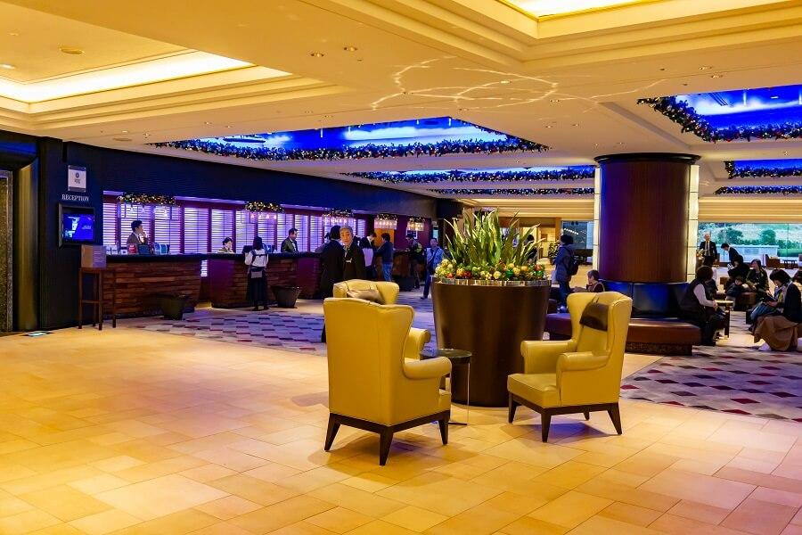 シェラトン・グランデ・東京ベイ・ホテル舞浜 ロビー