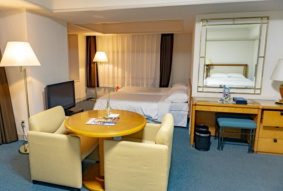 シェラトン・グランデ・東京ベイ・ホテル舞浜 400号室客室2