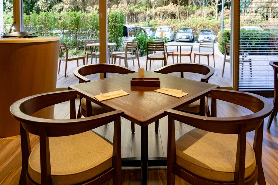 シェラトン・グランデ・東京ベイ・ホテル舞浜 ガレリアカフェ2