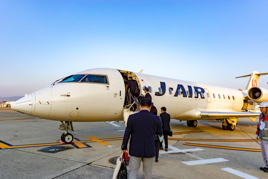 JAL CRJ-200ER
